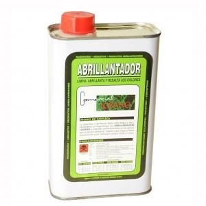 Abrillantador Lozano. Productos Leopard. Producto químico.