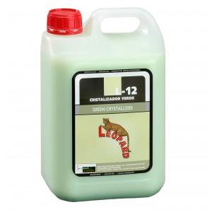 Cristalizador verde para suelos mármol, terrazo... · Productos Leopard