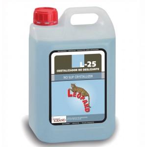 Producto de limpieza para suelos Leopard-25 Cristalizador No Deslizante